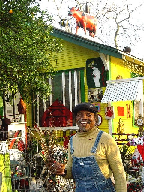 Mr. Cleveland's Funky House
