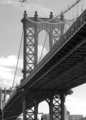 girder bridge, monochrome photography, monochrome, black-and-white, transporter bridge, bridge, cable-stayed bridge,