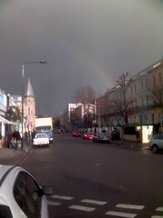 Rainbow Notting Hill (where we are not based)