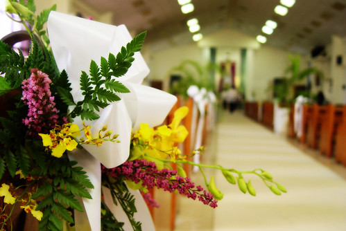 Wedding Decorations: Flowers