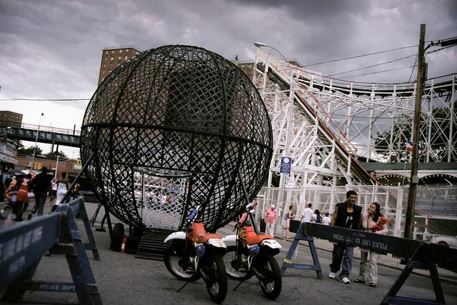 Patriot Coney Island Suddenly Rich