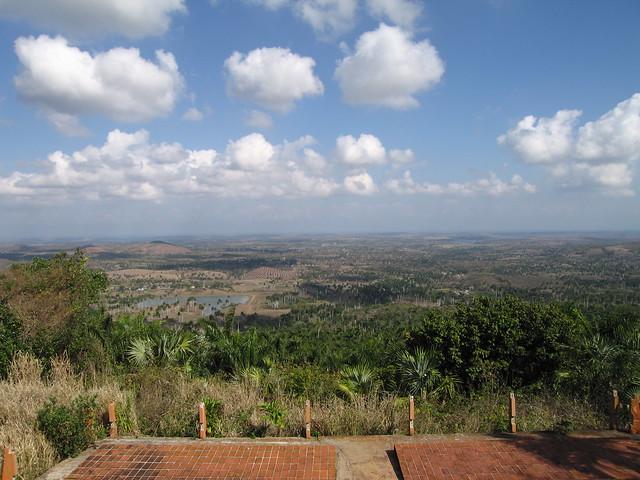 view from Escaleras de Jaruco