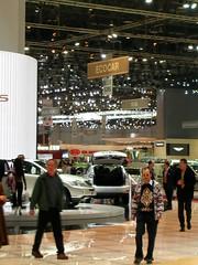 Geneva Motor Show 2005