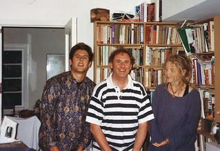 John, Phillip and Trudi, Wadestown 1998