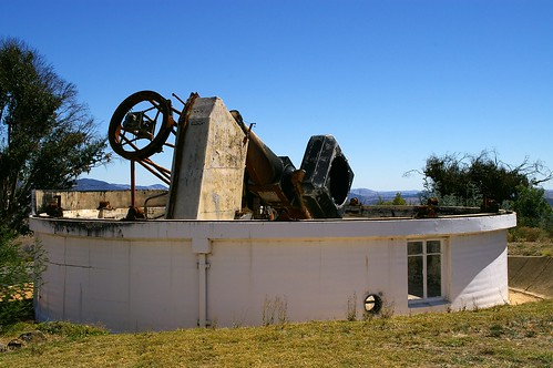 Large Telescope - Fire Damage by Splinter