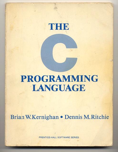 Есть только одна нужная книга для обучения программированию