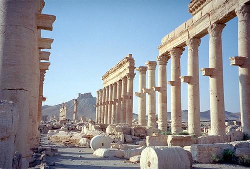 Syria - Palmyra - 11-29
