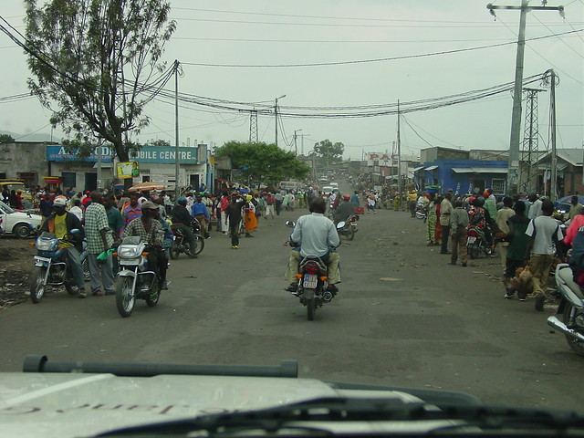 The Streets of Goma
