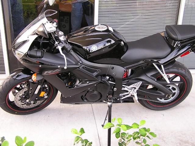 Yamaha R Raven