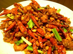 sweet and sour pork, kung pao chicken, general tso's chicken, food, dish, cuisine,