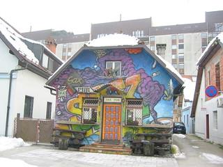 Sax Pub - a very cool place in Trnovo