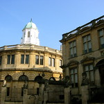 Sheldonian Theatre & Museum Of The History Of Science
