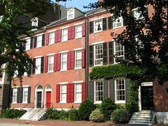Georgian Homes, Philadelphia