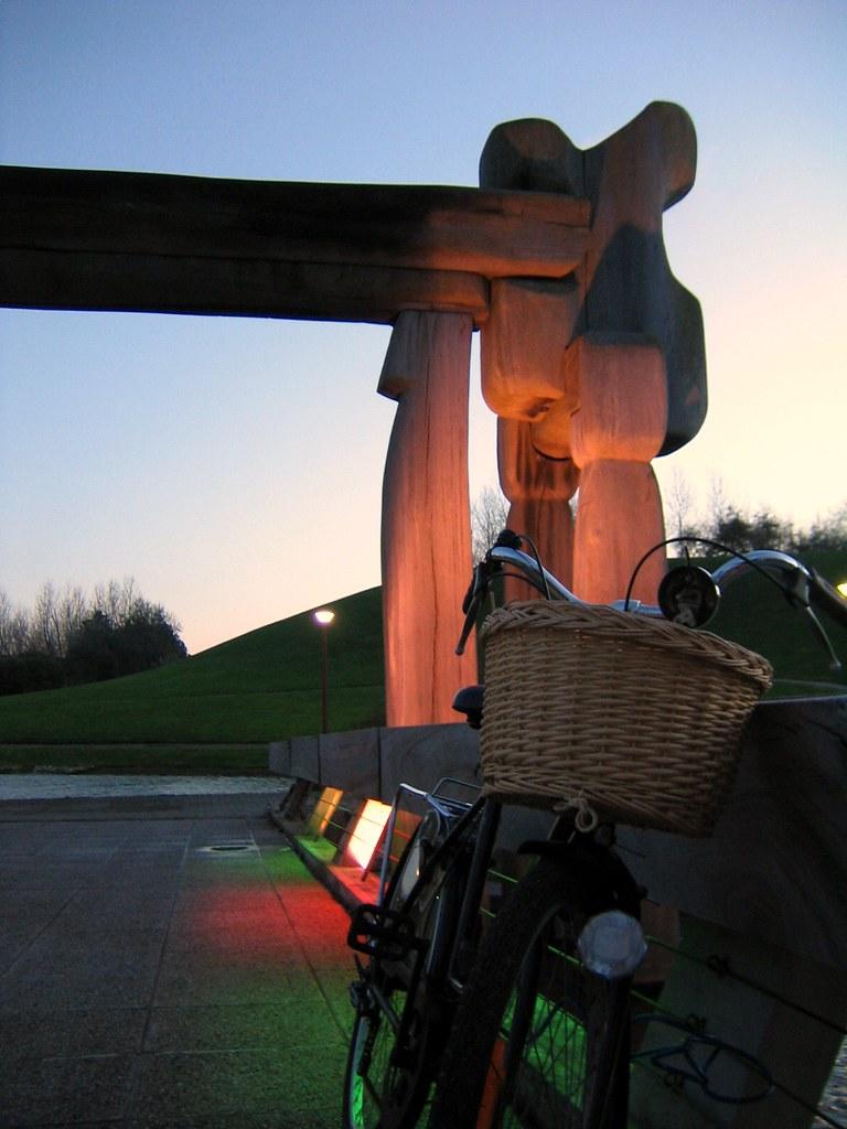 Bicyclye basket