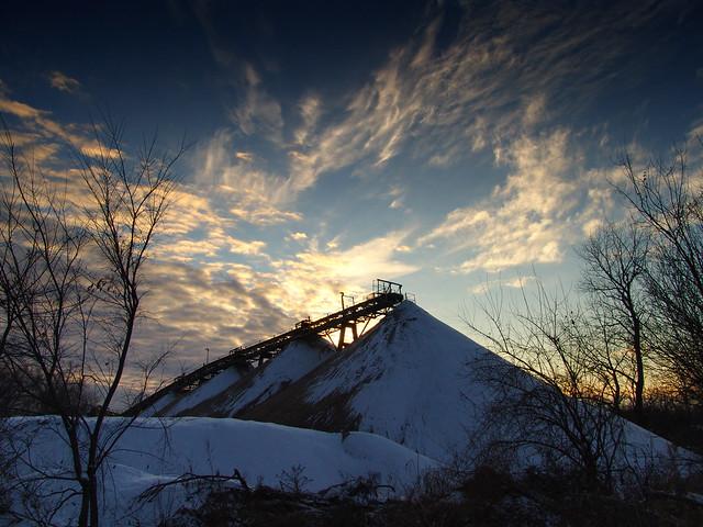 Blue Sand Mound 12.18.2005
