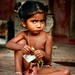 little girl in sonargaon by phitar