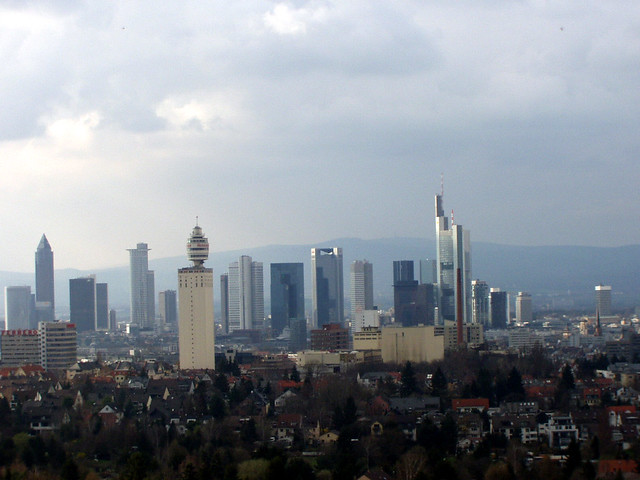 frankfurt skyline flickr photo sharing. Black Bedroom Furniture Sets. Home Design Ideas