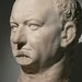 Portrait head of the Roman emperor Vespasian 1st century CE Marble Discovered at Ostia