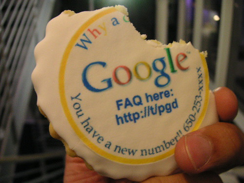 Google Cookie