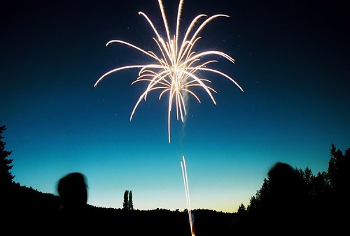 Fireworks by timrenouf