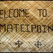 Small photo of Matei Point-Welcome sign01 (final)