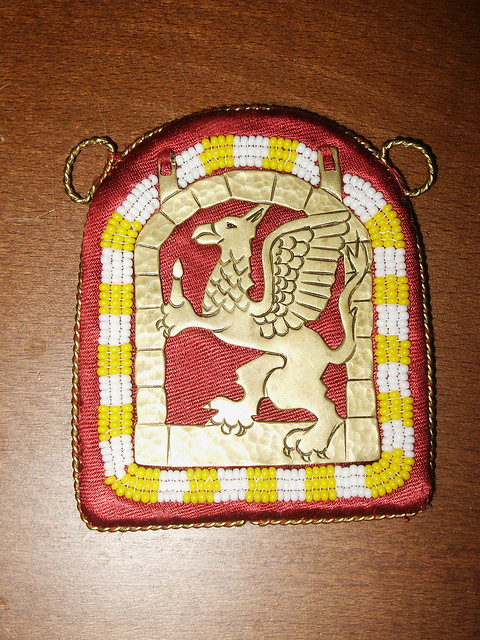 Baronial champions badge, ala Griz