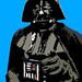 Darth Vader Pop Art Edition by Mr. Solidus