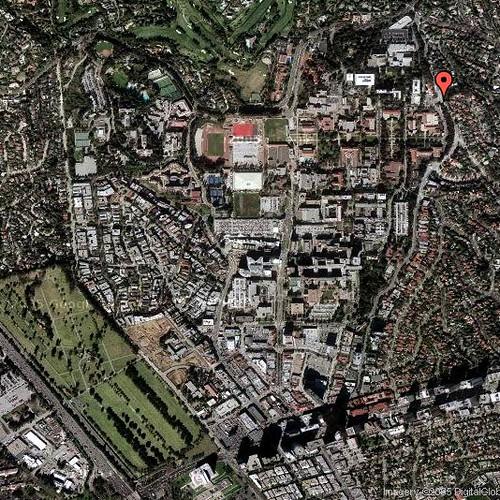 UCLA Memory Map