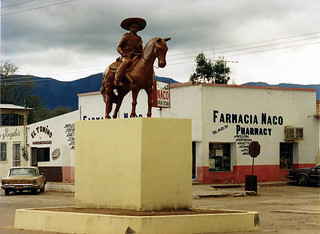 Naco, Sonora, Mexico 1990