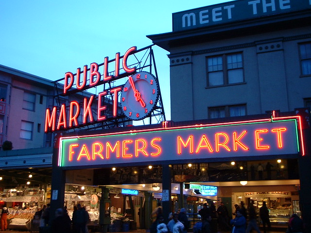 What to do in Seattle's Pike Place Market