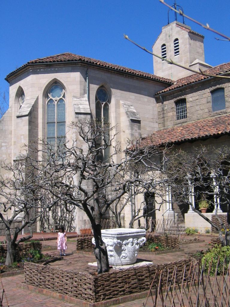 cuxa cloister _saint-michel-de-cuxa_pyrenees