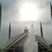 Small photo of Faisal Mosque in Islamabad