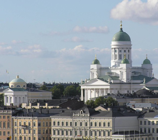 Historical buildings in Helsinki, Finland | Flickr - Photo ...
