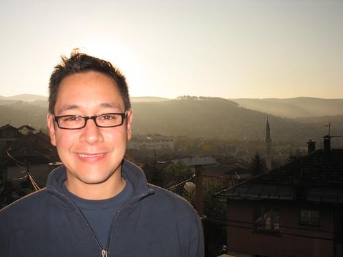 me sunrise geotagged view sarajevo bosnia may 2006 bih geolat4386635589324998 geolon1842240886489246