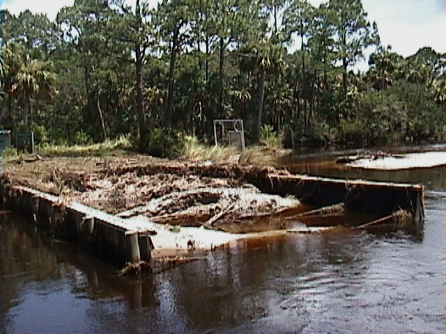 Oyster Pond Outlet Water Control Structure Post Dennis Flickr ...