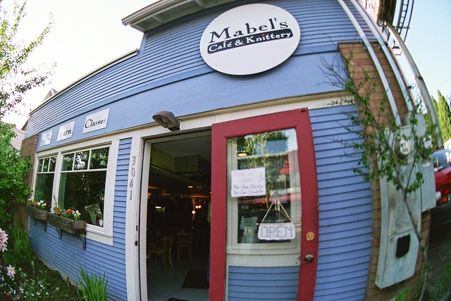 Mabel S Cafe Utk Menu