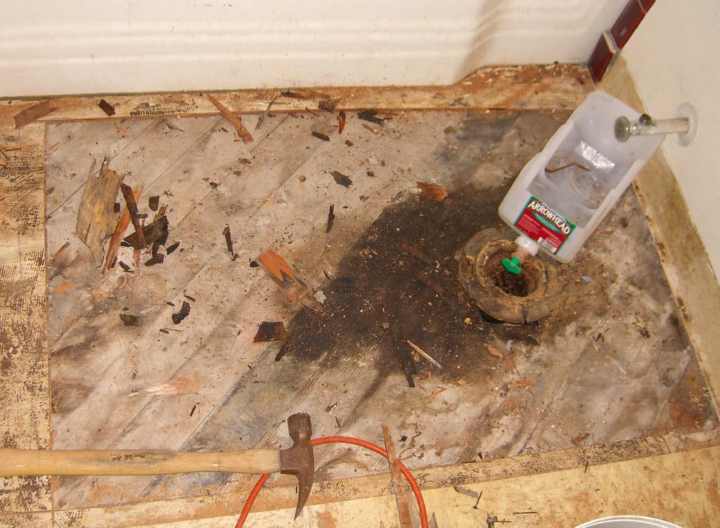 Replace subfloor replace 300 floor mats - How to replace subfloor in bathroom ...