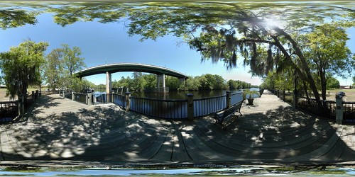 bridge panorama river geotagged conway pano 360 sphere boardwalk equirectangular waccamaw geolat33831509768676 geolon79044304038416