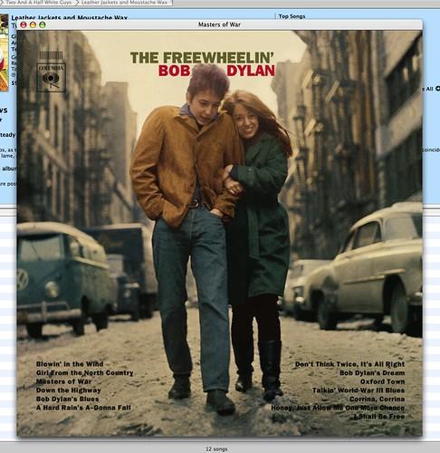 NowPlaying: Bob Dylan—Masters of War   Flickr - Photo Sharing!