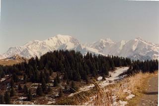 Mont Blanc, 4810m