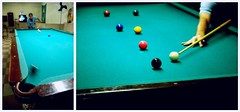 carom billiards(0.0), indoor games and sports(1.0), individual sports(1.0), billiard room(1.0), snooker(1.0), sports(1.0), recreation(1.0), nine-ball(1.0), cue stick(1.0), pool(1.0), billiard table(1.0), table(1.0), recreation room(1.0), games(1.0), eight ball(1.0), english billiards(1.0), cue sports(1.0),