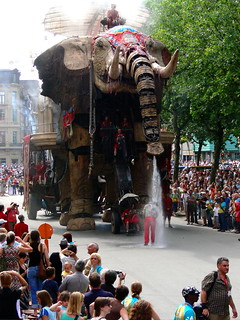 The Sultan's Elephant in Antwerp
