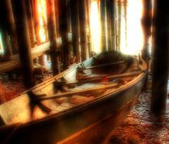 Dreamy boat