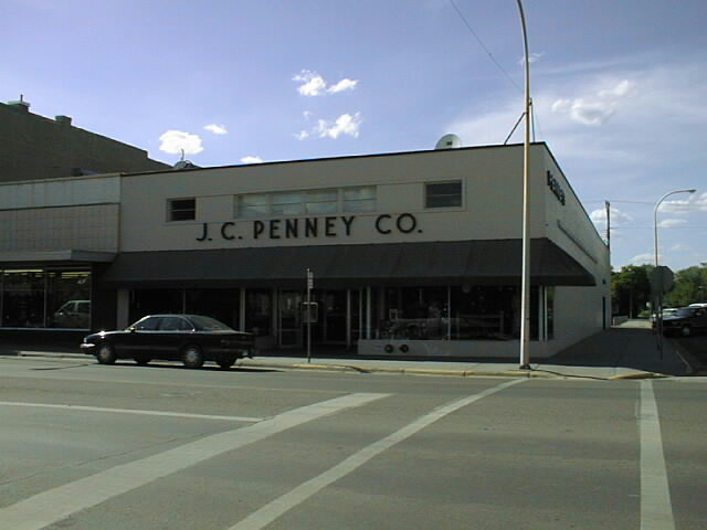 Miles City (MT) United States  city images : Penney Co., Miles City | J.C. Penney Co. retail store ...