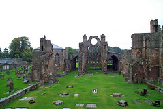 Elgin Cathedral - 05