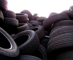 tire, automotive tire, natural rubber, synthetic rubber, tread,