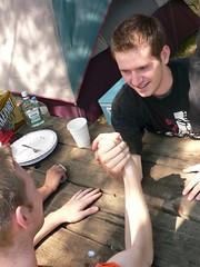 Arm-wrestling Competition