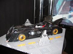 Comic Con 2006 Bat Mobile