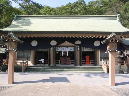 terukuni jinja, kagoshima