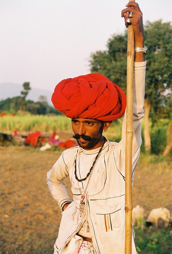 Shepherd - Nomadic Tribal Group, Rajasthan